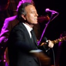 Julio Iglesias at the Revel Ovation Hall in Atlantic City