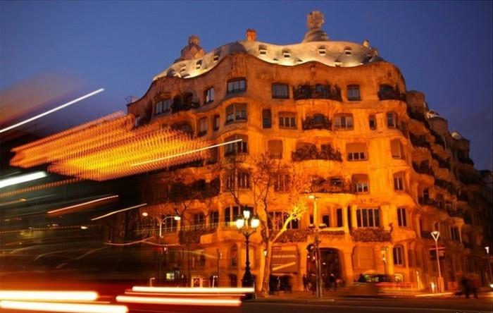 Pedrera, Barcelona